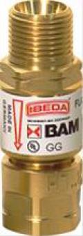 GG SicherheitseinrichtungBrenng. G3/8LH Bild 1
