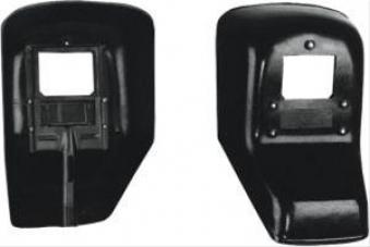 Handschutzschild Nr.2217 glasfaserverstärkt Bild 1