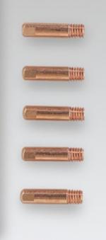 Kontaktröhrchen 0,6 mm 5 Stück für Einhell Schweißgerät Bild 1