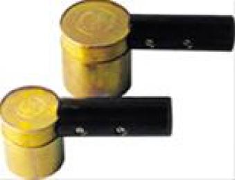 Magnetpolklemme bis 500 Ampere rund Bild 1