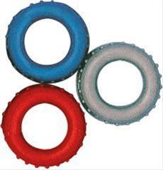Manometerschutzkappe rot Brenngas (Acetylen) Bild 1