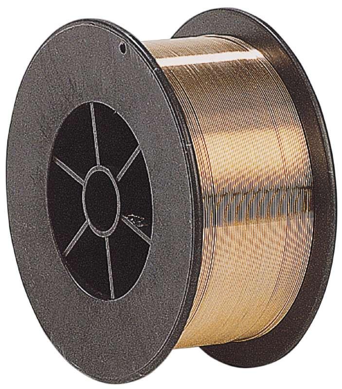 Schutzgas Schweißdraht 0,8 mm Einhell 0,8 kg Stahl Bild 1