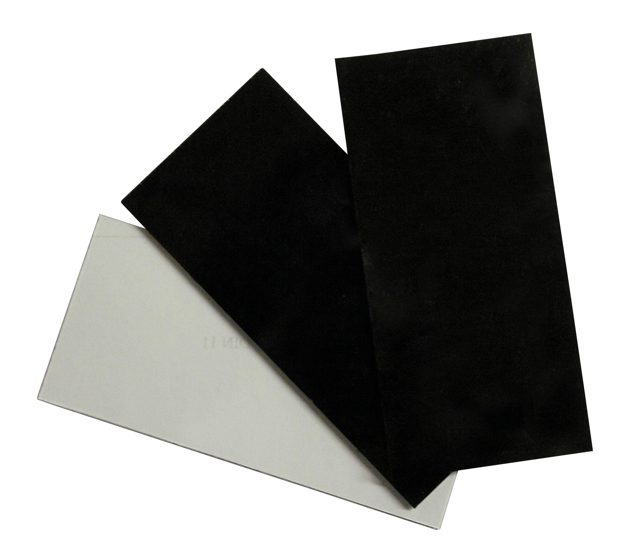 Schutzglas-Set 108 x 50 mm 3-tlg. für Güde Schweißschutzhelm DIN 11 Bild 1