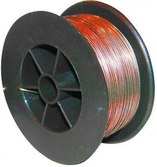 Schweißdraht Schutzgas 0,6 mm Güde 5 kg Bild 1