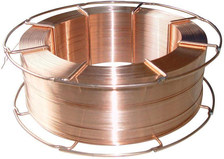 Schweißdraht Schutzgas 0,8 mm Güde 15 kg Bild 1