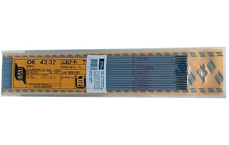 Schweißelektroden ESAB Güde Schweißtechnik 2,0/300mm 17 Stück Bild 1