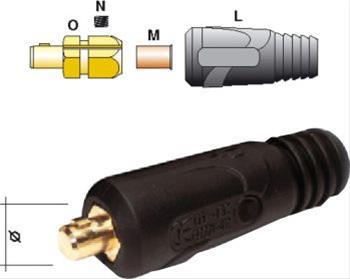 Steckerteil Standard 10-25 qmm Bild 1