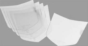 Vorsatzscheibe Optrel p550 5er Set Bild 1