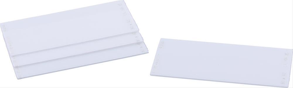 Vorsatzscheibe innen 42x90mm, 5er Pack Bild 1