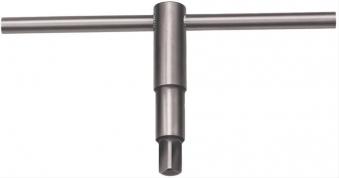 Drehfutterschlüssel 10mm Außenvierkant AMF Bild 1