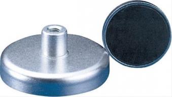 Flachgreifer-Magn. m.Gew.25 x 15mm Beloh Bild 1