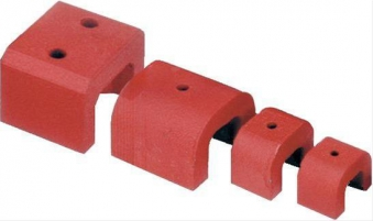Hufeisenmagnet 45,0x30,0x30,0mm Beloh Bild 1