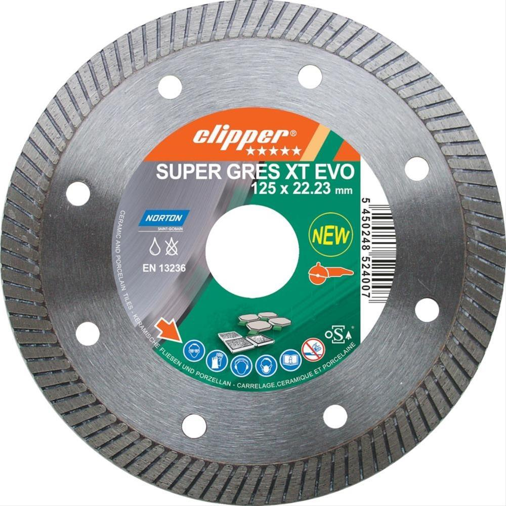 Clipper Diamant-Trennsch.SuperGresXT EVO 125x22,23 Bild 1