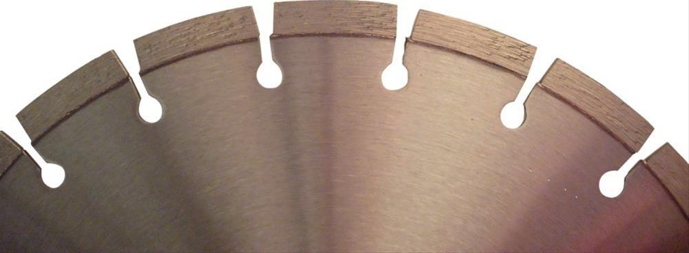 Dia.-Trennscheibe CD2135 Ø 400 x 25,4 mm STRECKE Bild 1