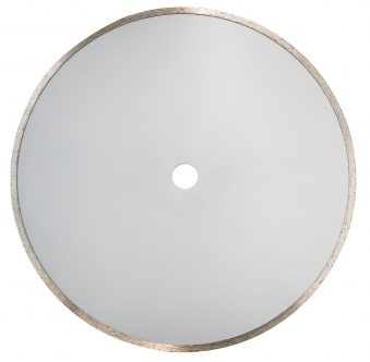 Scheppach Diamant-Trennscheibe für Fliesenschneider Ø 230 x 25,4mm Bild 1