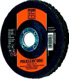 Disc Policlean PCLD 115x13mm Pferd Bild 1