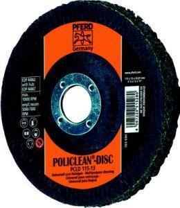 Disc Policlean PCLD 125x13mm Pferd Bild 1