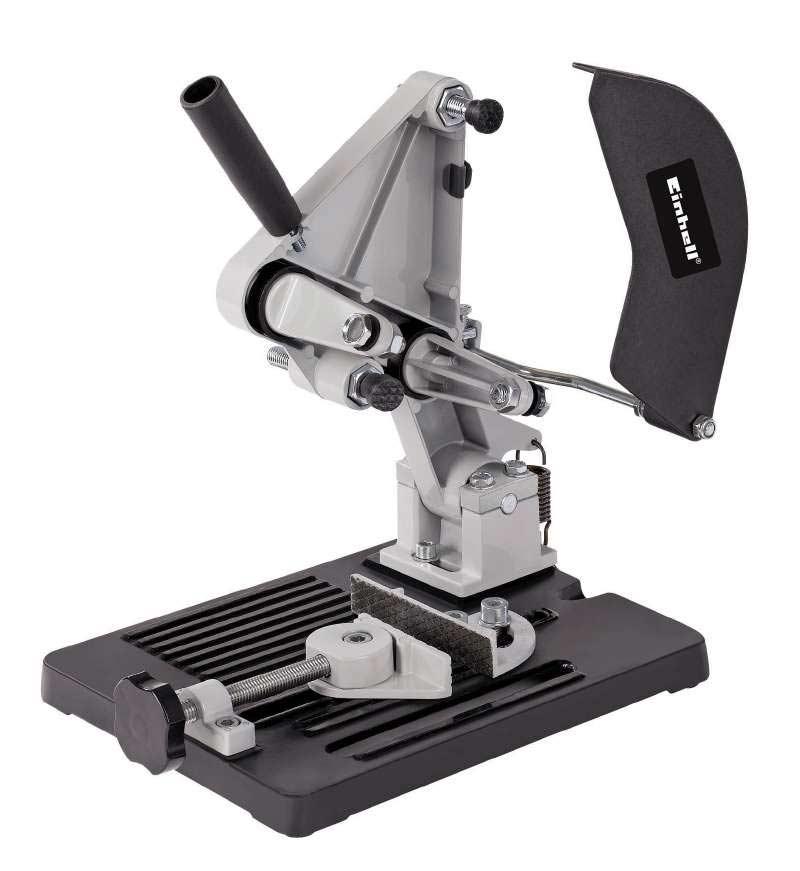 Einhell Trennständer TS 125/115 für Winkelschleifer BT-AG 500/800/1000 Bild 2