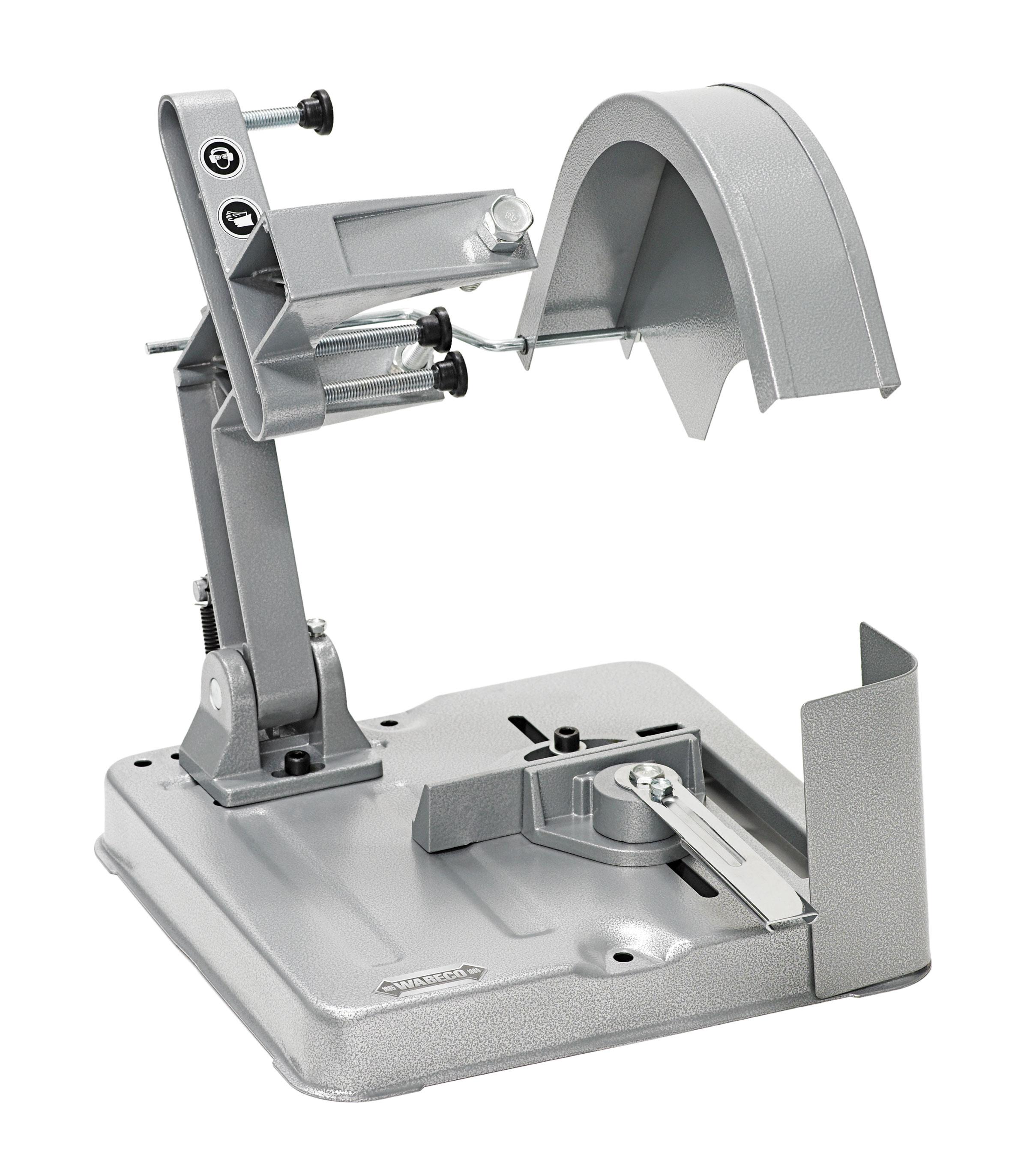 Trennständer für Zweihandwinkelschleifer Wabeco Bild 1