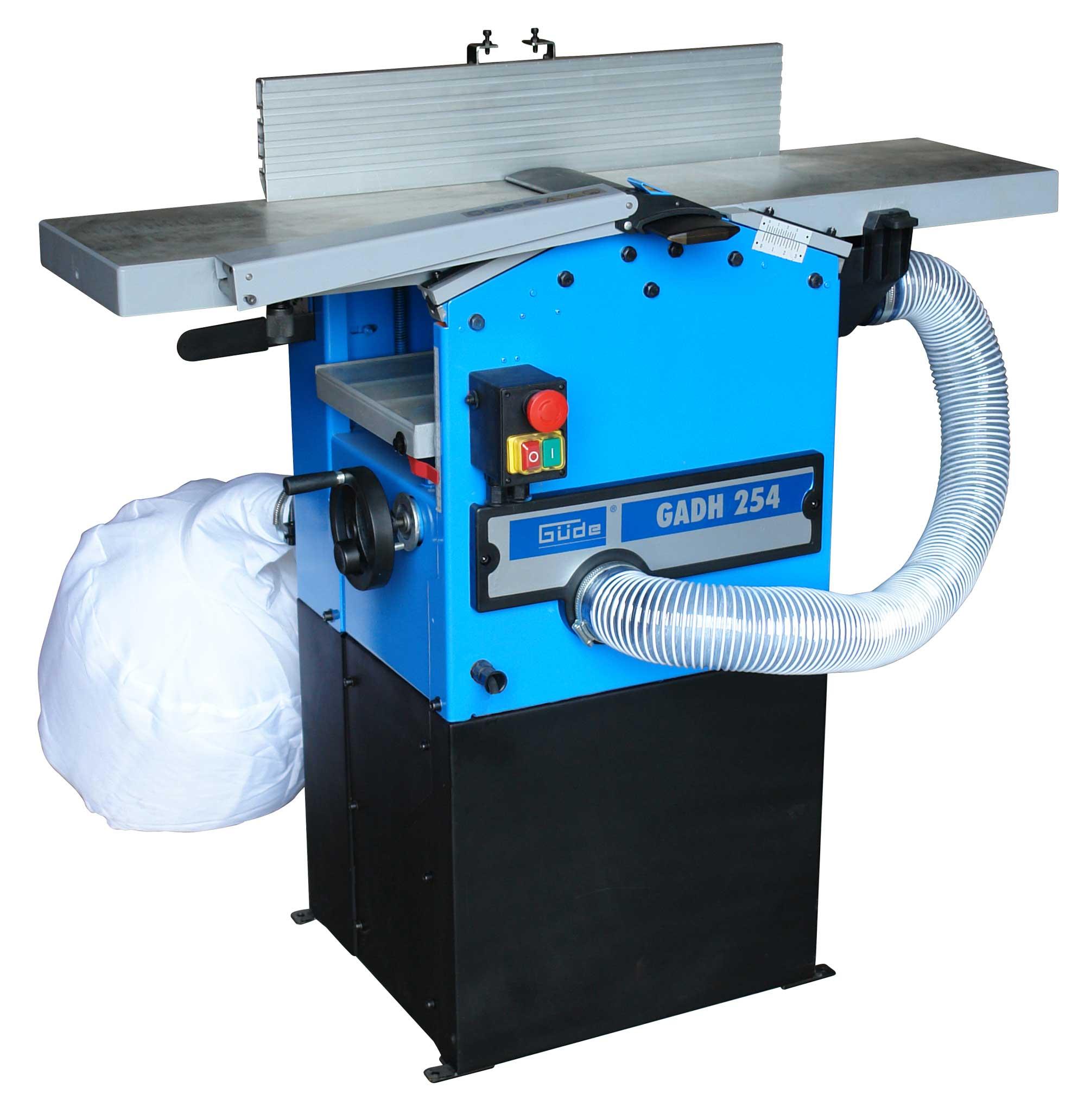 Abricht- und Dickenhobelmaschine GADH 254/400V Güde Bild 1