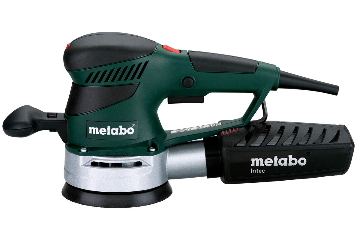 metabo exzenterschleifer sxe 425 turbotec 320 watt - bei edingershops.de
