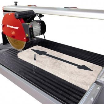 Einhell Steintrennmaschine RT-SC 570 L Laser 1500 Watt Bild 3