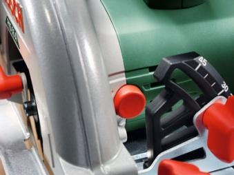 Bosch Handkreissäge PKS 55 A  1200 Watt Bild 3