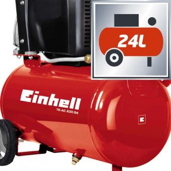 Einhell Kompressor TE-AC 230/24 Bild 4