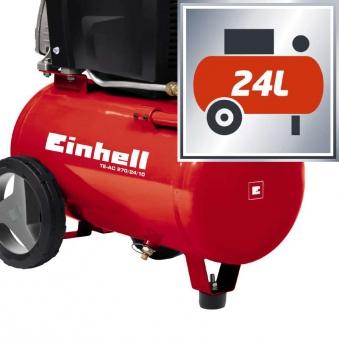 Einhell Kompressor TE-AC 270/24/10 Bild 4