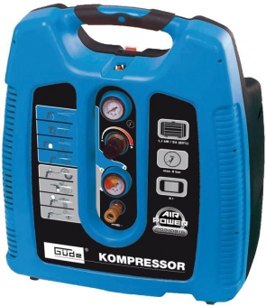Kompressor Airpower 200/08/6 Güde Bild 1