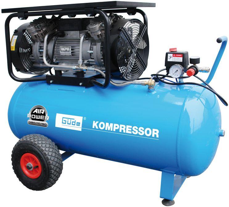 Kompressor Airpower 480/10/90 Güde Bild 1