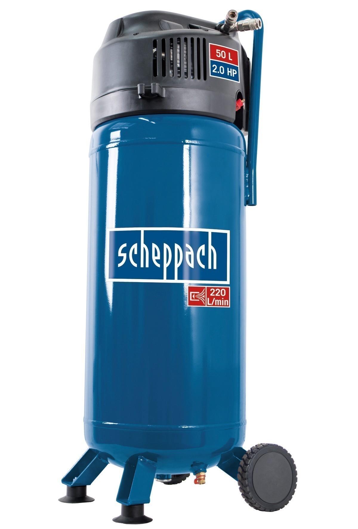 Scheppach Kompressor HC51V 10 bar 50 Liter 230V 1500W Bild 1