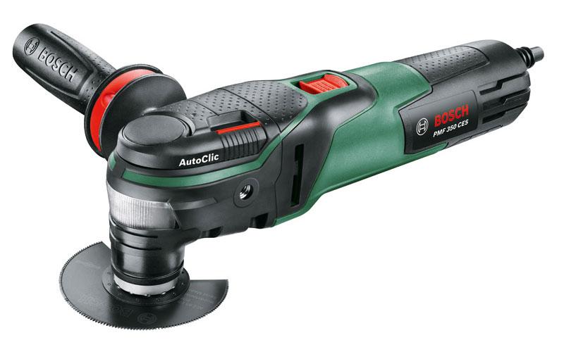 Bosch Multifunktionswerkzeug PMF 350 CES 350 Watt Bild 1