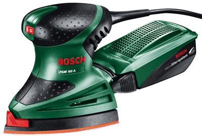 Bosch Multischleifer PSM 160 A 160 Watt Bild 1