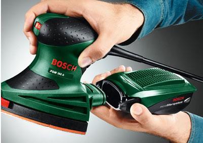Bosch Multischleifer PSM 160 A 160 Watt Bild 3