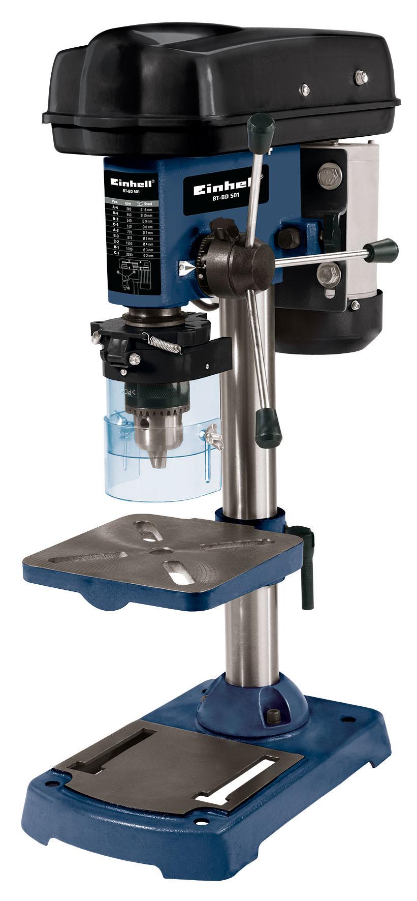 Einhell Säulenbohrmaschine BT-BD 501 500 Watt Bild 1