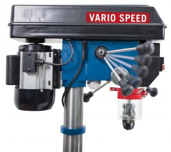 Scheppach Bohrmaschine / Tischbohrmaschine DP18Vario 230V 550W Bild 3