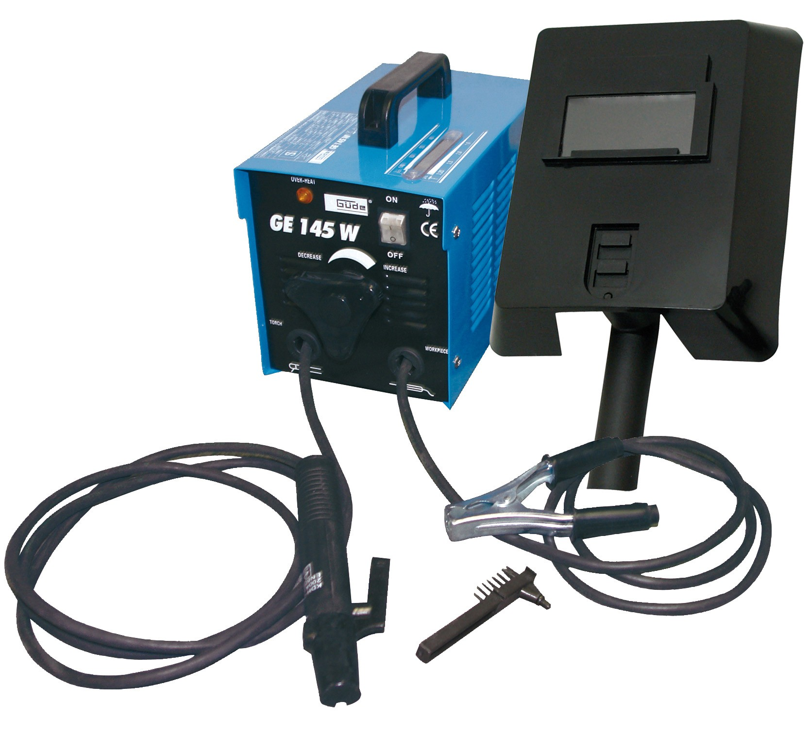 Elektroden-Schweissgerät GE 145 W Güde Bild 1