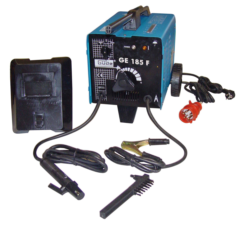 Elektroden-Schweissgerät GE 185 F Güde Bild 1