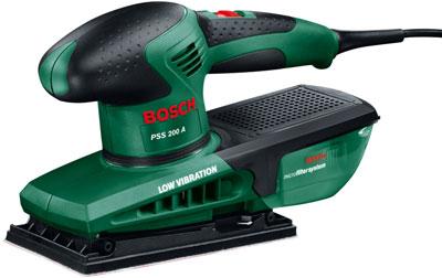 Bosch Schwingschleifer PSS 200 A 200 Watt Bild 1