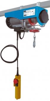 Elektrischer Seilzug GSZ 200/400 Güde 750 W Bild 1