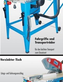 Tischkreissäge GTKS 315/230V Güde Bild 2