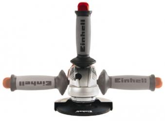 Einhell Winkelschleifer TE-AG 125/750 Kit 750 Watt Bild 3