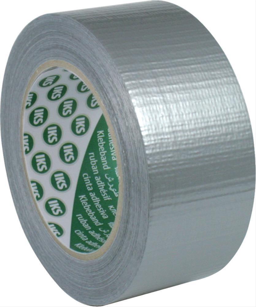 Gewebeklebeband G760 50m x 48mm grau Bild 1
