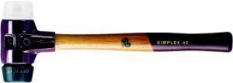 Schonhammer SIMPLEX 40mm Gummi/Nylon Halder Bild 1