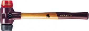 Schonhammer SIMPLEX 60mm Gum./Plastik Halder Bild 1