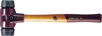 Schonhammer SIMPLEX 80mm Gummi Halder Bild 1