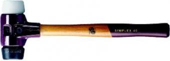 Schonhammer SIMPLEX 80mm Gummi/Superp. Halder Bild 1