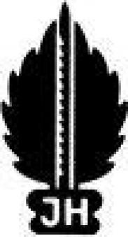 Laubsägebl.Elfe Multiz. Nr.580936 Gr. 9 Bild 2