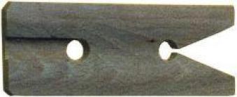 Laubsägebrettchen Holz 65x170mm Bild 1